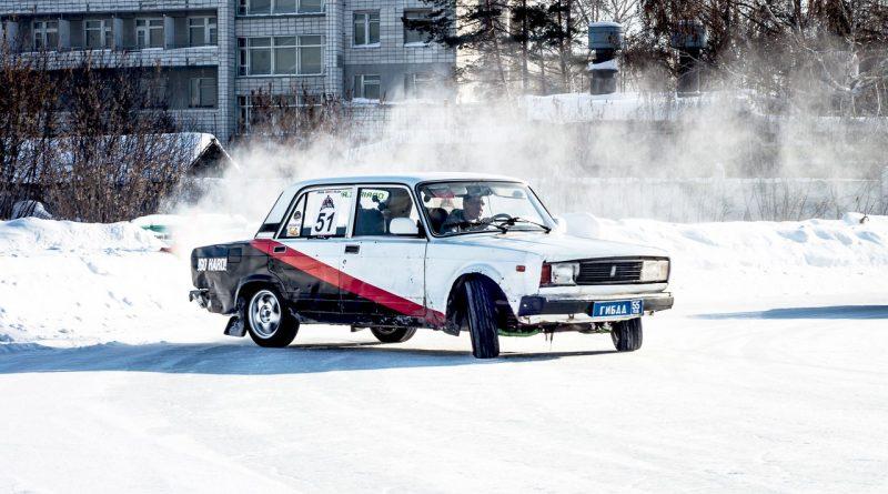 Итоги третьего этапа «Формула дрифт Омск. Сезон 2016-2017»
