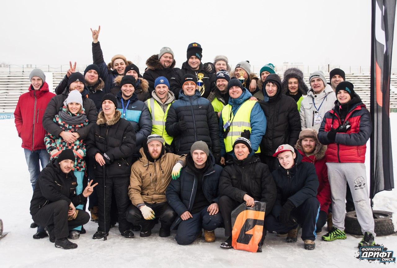 Итоги четвертого этапа «Формула дрифт Омск. Сезон 2017-2018»