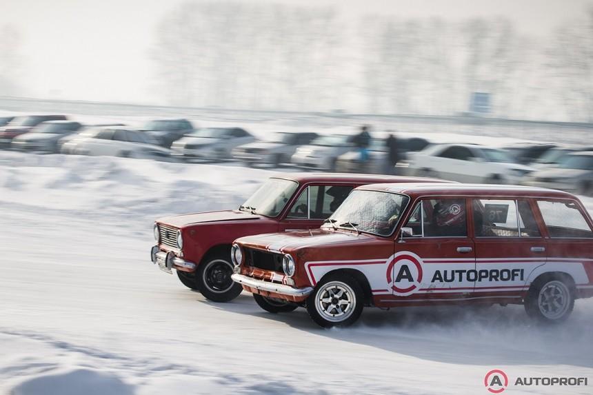 Обзор IV этап Winter Drift Battle