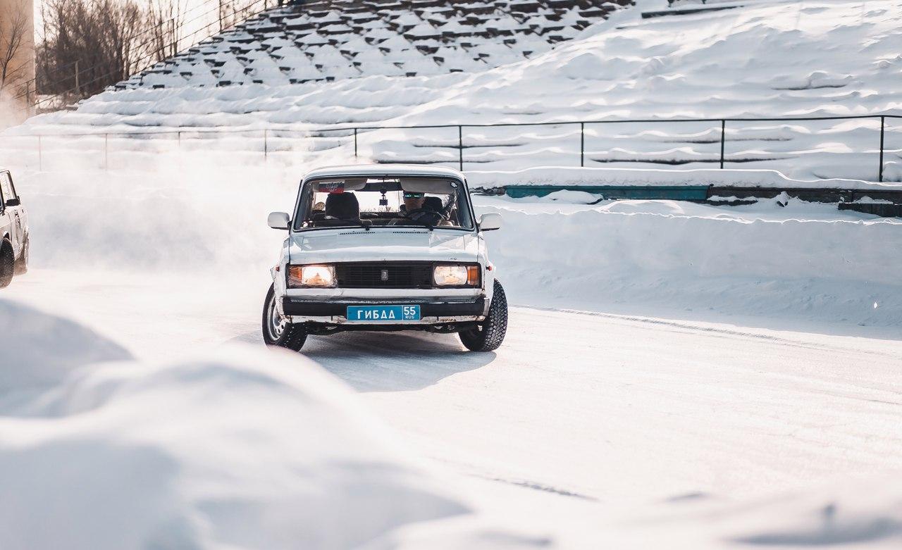 Итоги квалификации четвертого этапа «Формула дрифт Омск. Сезон 2017-2018»