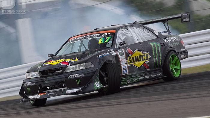 Дайго Сайто — участник 1 этапа RDS GP!!
