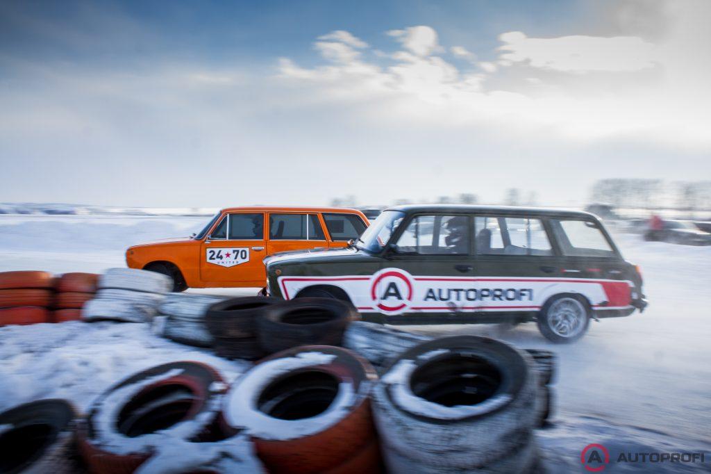 VI этап Winter Drift Battle