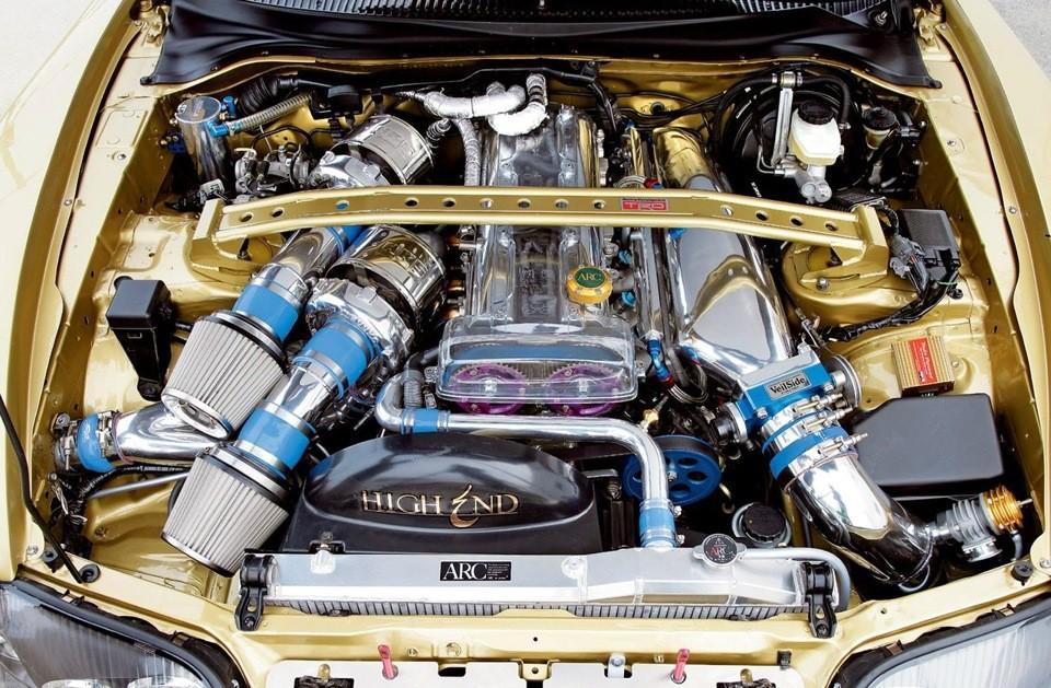Все о двигателе 2JZ-GTE