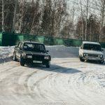 54 чемпионата по зимнему дрифту. Обзор зимнего дрифта в России.