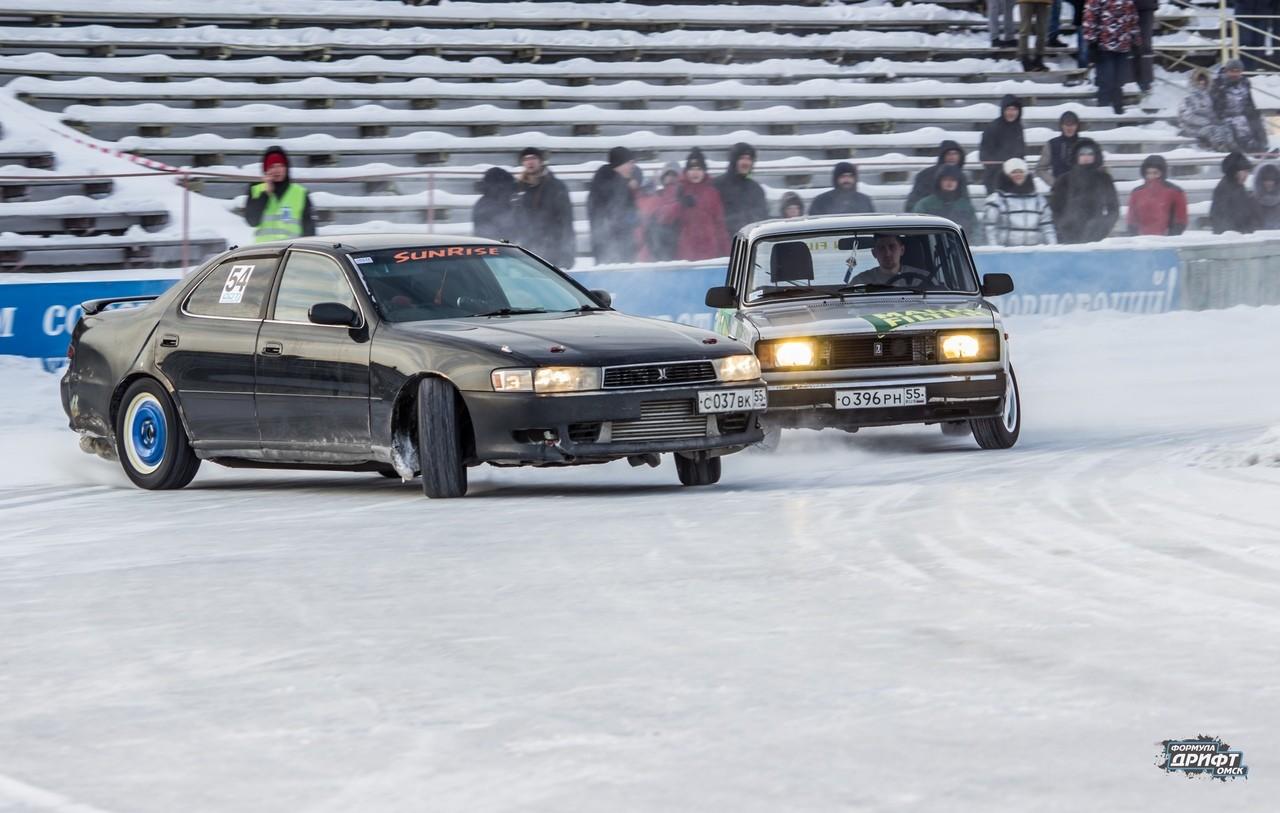 Итоговый результат первого этапа «Формула Дрифт Омск.Зима 2018-2019»