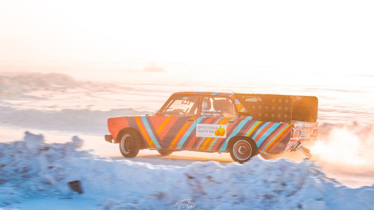 Прямая трансляция квалификации второго этапа Winter Drift Battle