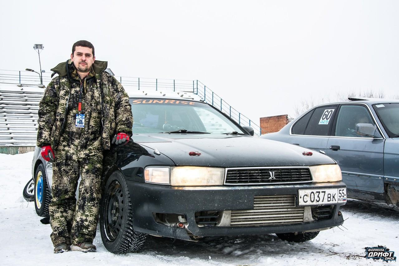 Результаты квалификации второго этапа «Формула Дрифт Омск.Зима 2018-2019»