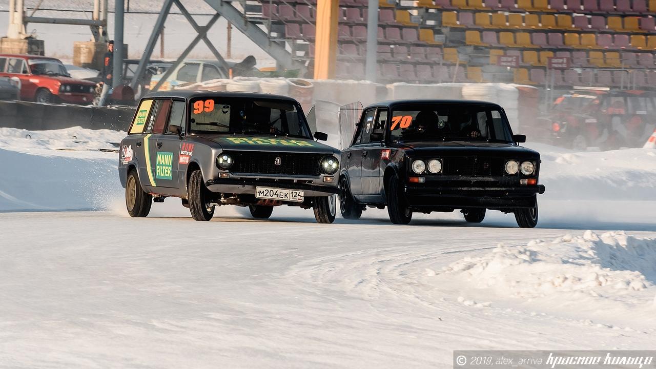Прямая трансляция парных заездов 4 этапа Winter Drift Battle