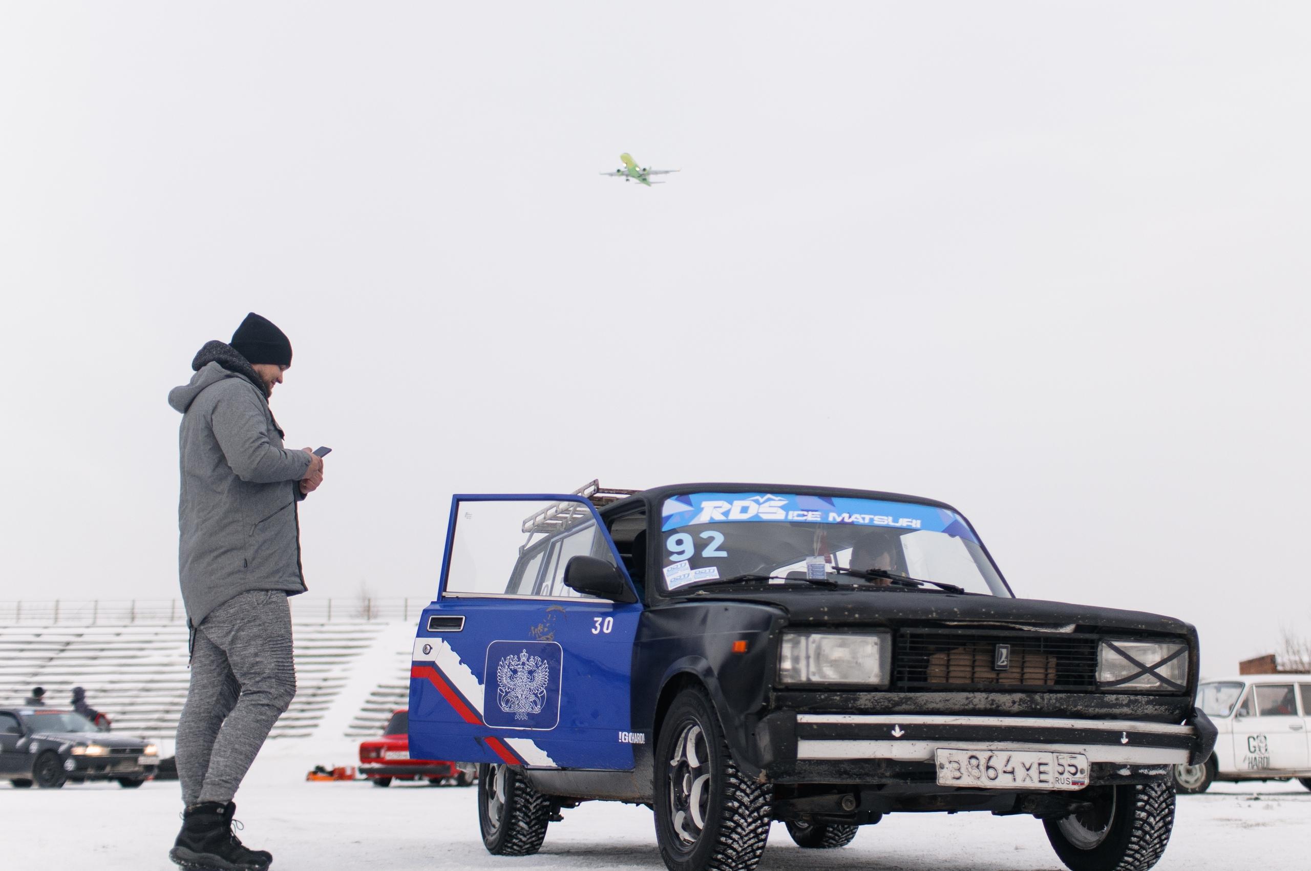 Итоговые результаты I этапа Кубка Омской области по дрифту «Формула Дрифт Омск. Зима 2019-2020»