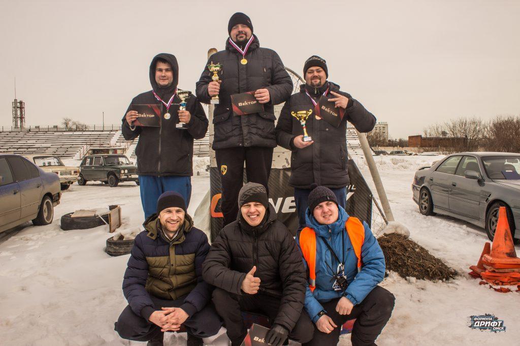 Итоговые результаты Финального этапа Кубка Омской области по дрифту и итоги сезона «Формула Дрифт Омск. Зима 2019-2020»