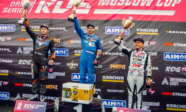 Дамир Идиятулин выиграл RDS Moscow Cup
