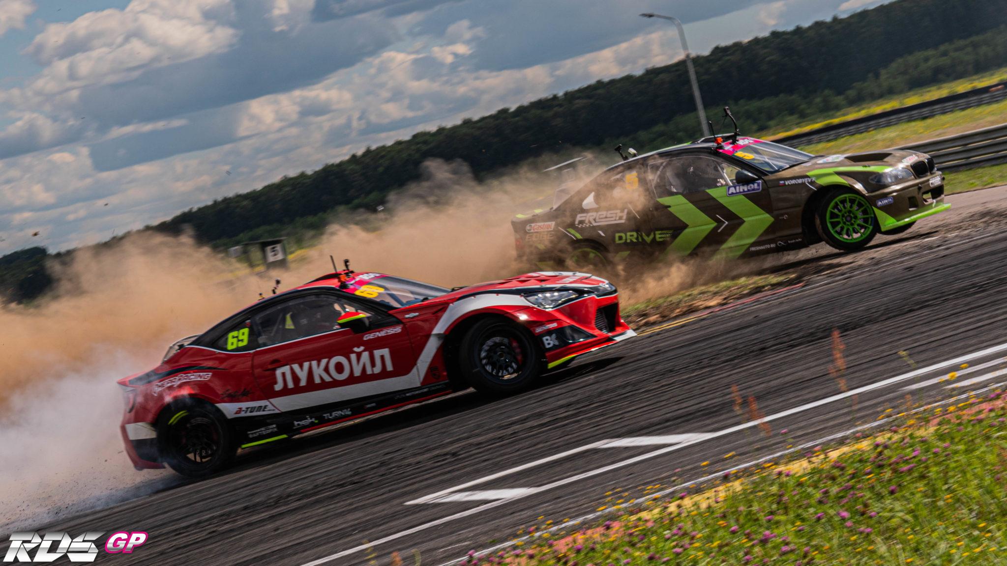 Алексей Головня выиграл 4-й этап RDS GP в Мячково